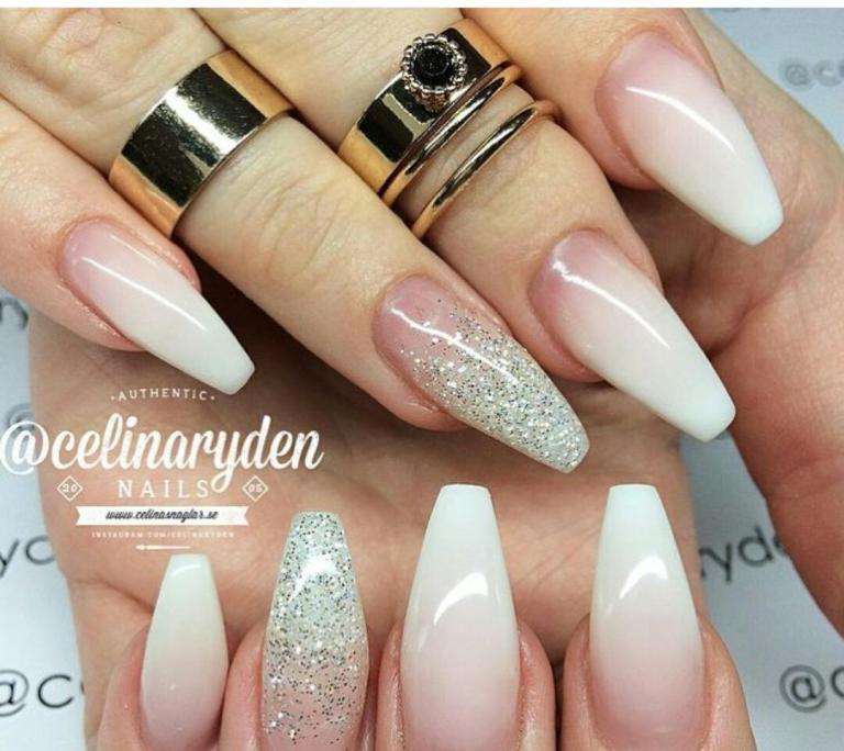 Soft Pastel Color Ombre Nails – sensacioni